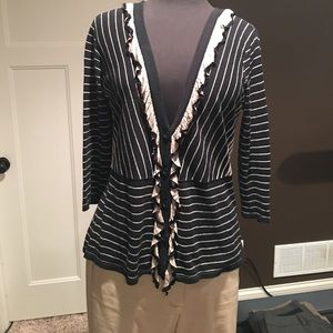 "Cabi ""the first"" v neck cardigan"