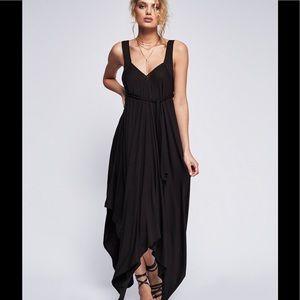 Free People Ella Midi Dress XS/S