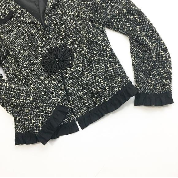 Nanette Lepore Jackets & Coats - Nanette Lepore Tweed Jacket
