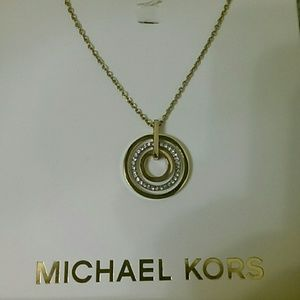 Gorgeous Michael Kors necklace