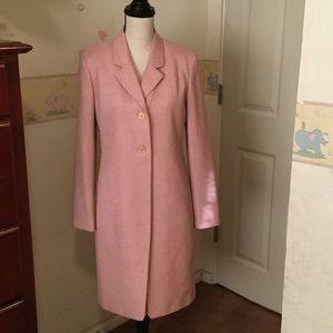 Beautiful Rose Colored Suit