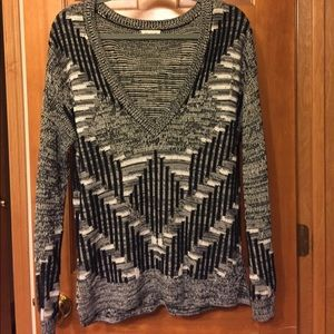 Urban outfitters pattern sweater