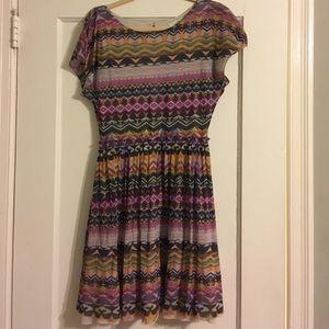 Weston Wear Anthropologie Dress
