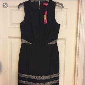 Catherine Malandrino Black Work Dress