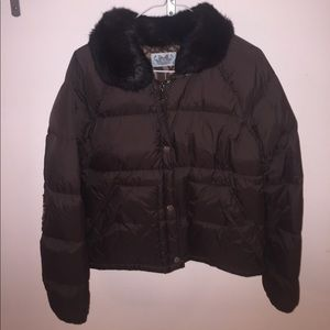 Juicy couture winter coat!!!!
