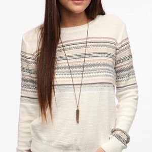 {Urban Outfitters} Faire Isle Sweater