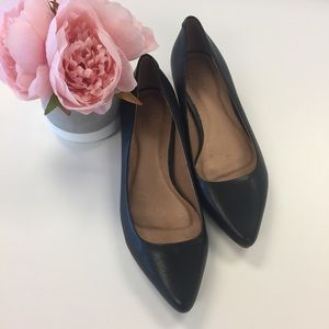 Joie Leather Flats