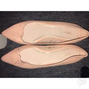 Topshop ballerina flats🎀