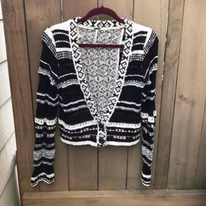 Free People cropped cardigan size S