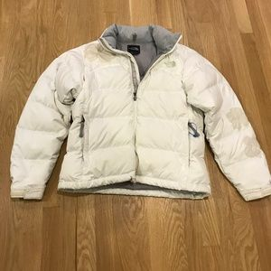 North Face Womens Jacket w/ Embroidery