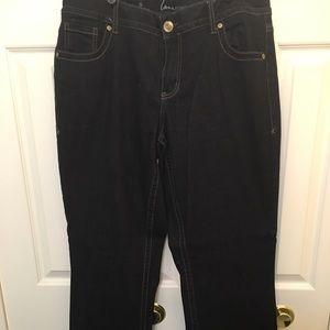 Dark denim Lane Bryant Jeans