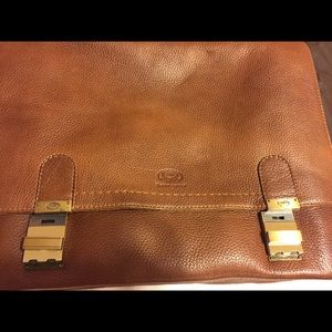 Genuine Leather brand new briefcase for men