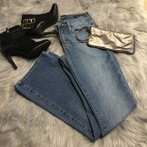 Luck Brand Sofia Boot Jeans