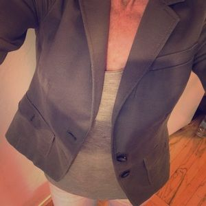 BR Fitted Blazer with stretch