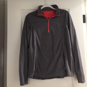 Tek Gear Active Wear Gray Sweater