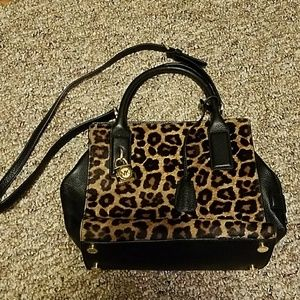 Michael kors satchel bag.