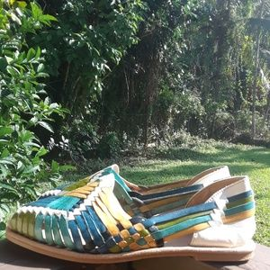Shoes - Beautiful hand crafted sandals.