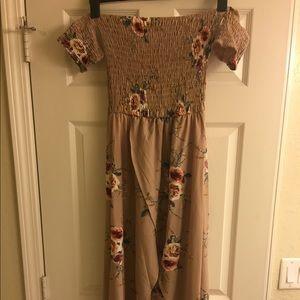 Maxi Dress - never worn