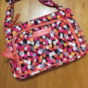 Vera Bradley Little Hipster Bag Pixie Confetti