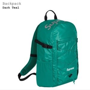 Teal Supreme Backpack