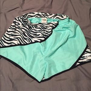 Victoria's Secret Pink running shorts