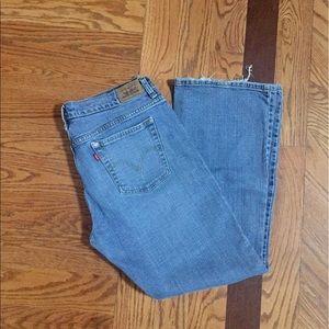 🎈Levi's 515 High Waist Bootcut Jeans 🎈