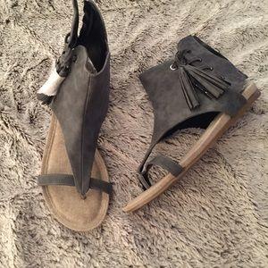 7067dc9ed5fb Women s Jcpenney Gladiator Sandals on Poshmark