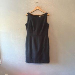 H&M modern classic gray dress size 14