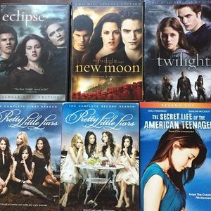 Twilight Films, PLL Season 1 &2, SLAT Season 1