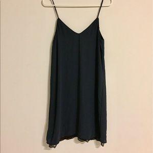Zara little navy dress