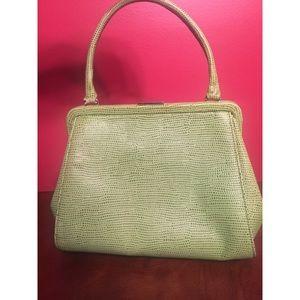 Banana Republic Vintage Inspired Clutch Handbag