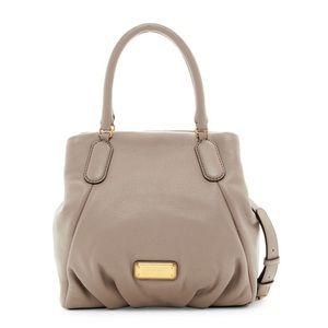 NWT Marc by Marc Jacobs Fran Leather Satchel