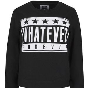 Sweaters - NWT Whatever Forever Black Sweater