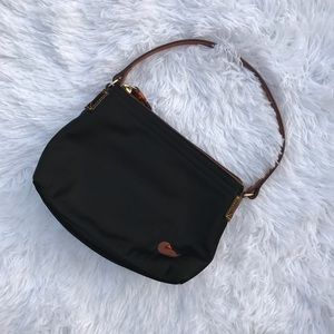 Dooney and Bourke Nylon Pouch Bag