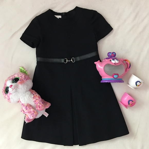 57915bb7d Gucci Dresses | Girls Black Dress Size 6 | Poshmark