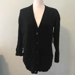 Forever 21 sz S  Button Down Sweater New With tah