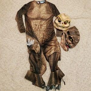 Jurassic World T Rex Costume