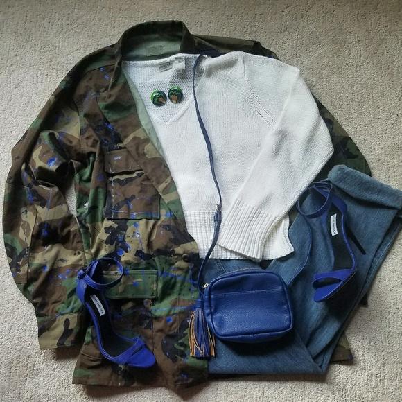 GAP Jackets & Blazers - 🚫SOLD🚫Camo Style Box (5pcs) READ CAREFULLY!!