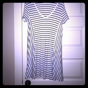 Zara light weight mini dress.