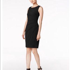 🆕Calvin Klein Sun Burst Sheath Dress