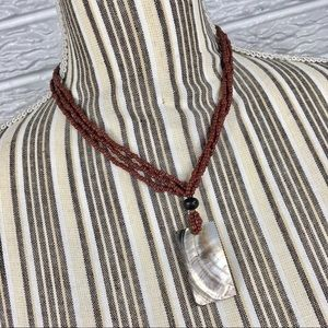Jewelry - 5/$25 Bead & Shell Necklace