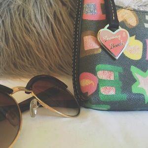 Dooney & Bourke designer purse.