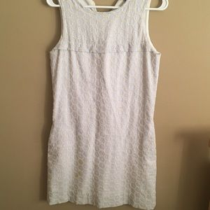 J. Crew Dress with tie in back