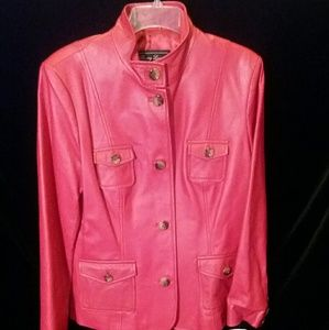 Terry Lewis Classic Luxuries Leather Jackets