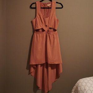 Keepsake Asymmetrical Dress