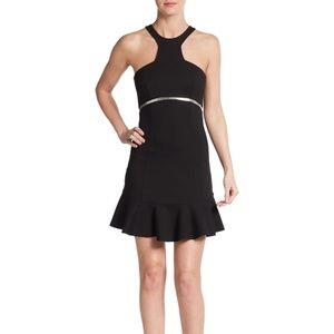 Maje Enigme Chain-detail Dress size 3
