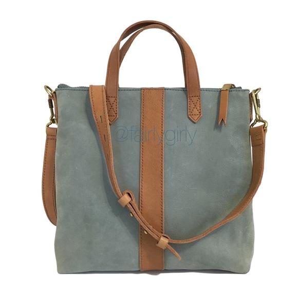 745d66a2c Madewell Bags | Rare Transport Crossbody In Colorblock | Poshmark