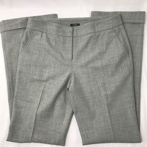 J. Crew Wool Favorite Fit Trousers with Pockets