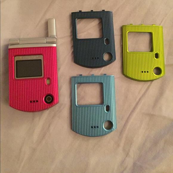 Accessories Sale Cingular Worlds Smallest Flip Phone Poshmark