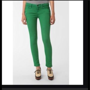 BDG URBAN outfitters brand CIGARETTE MID RISE Jean